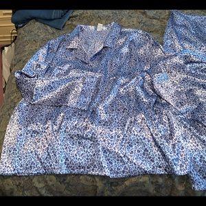 🆕Animal Print Pajama Set